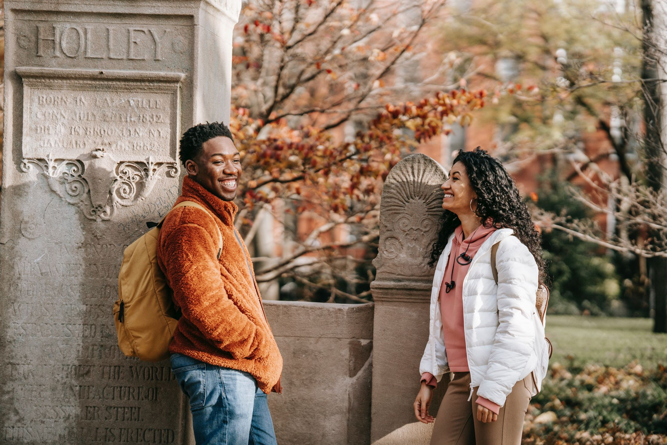 millennials guide to marriage multi ethnic couple park students college