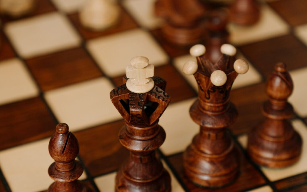 market investments game chess diversified portfolio scaled